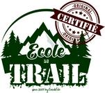 Logo de l'École de Trail